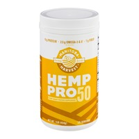 Manitoba Harvest Hemp Pro 50 Plant Based Protein Supplement