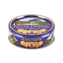 Royal Dansk Cookies, Danish Butter, 12 Oz