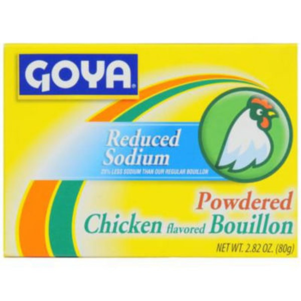Goya Cubitos Chicken Reduce