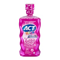 Act Kids Anticavity Fluoride Rinse Bubble Gum Blow Out