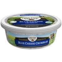 Organic Valley Blue Cheese Crumbles Cheese