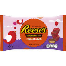 Reese's Peanut Butter Cups Valentine's Miniatures Candy
