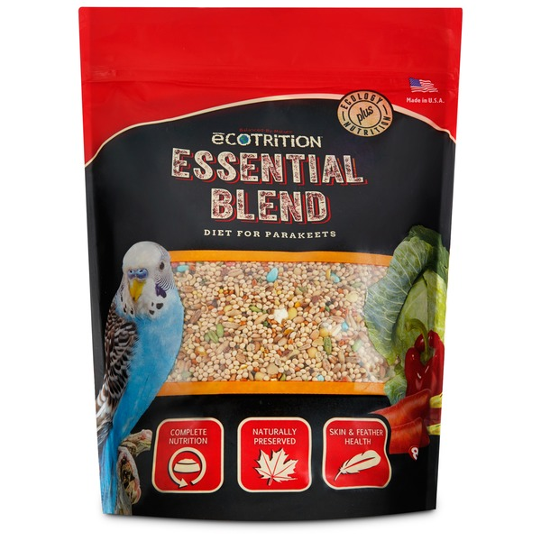8 in 1 2# Keet Ecotrition Food