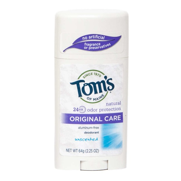 Tom's of Maine Original Care Natural Unscented Deodorant
