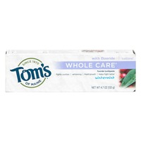 Toms of Maine Whole Care Wintermint  Fluoride Toothpaste