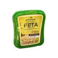 Athenos Fat Free Traditional Feta Crumbled Cheese