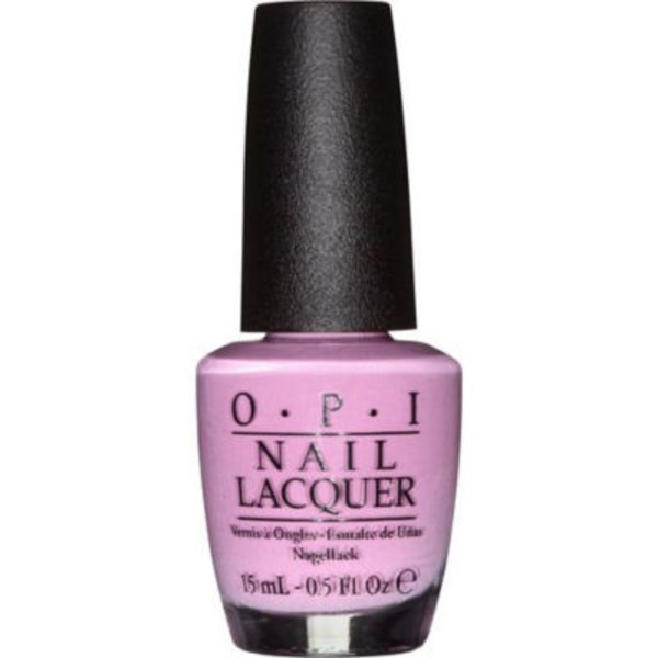 OPI Nail Lacquer Lucky Lucky Lavender