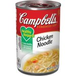 Campbell's Condensed Healthy Request Chicken Noodle Soup, 10.75 oz.