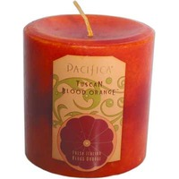 Pacifica Tuscan Orange Candle