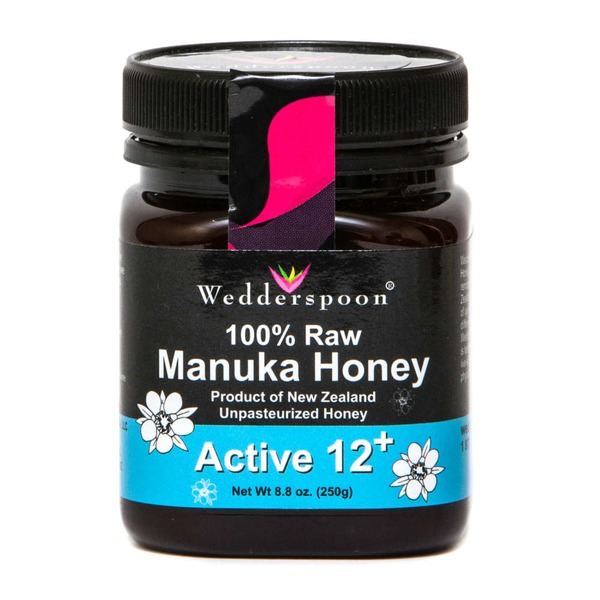 Wedderspoon Organic Manuka Honey