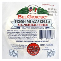 BelGioioso Cheese Fresh Mozzarella Cheese, Ball