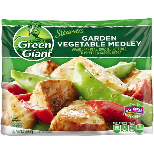 Green Giant Garden Vegetable Medley Steamers