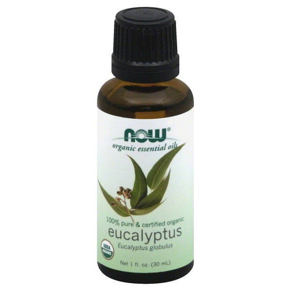 Now 100% Pure Eucalyptus