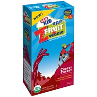 Clif Bars Z Fruit N Veggie Organic Cheery Cherry
