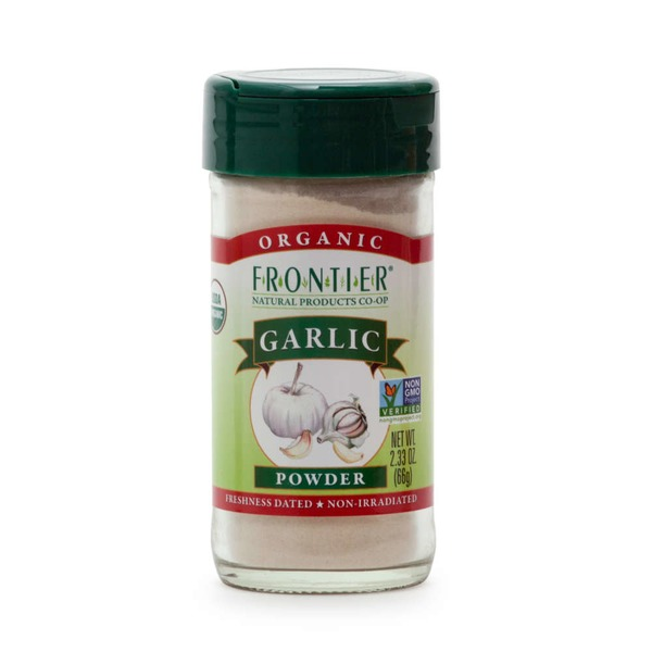 Frontier Organic Garlic Powder