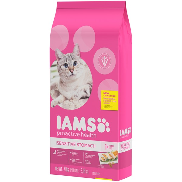 Iams Proactive Health Sensitive Stomach Cat Food