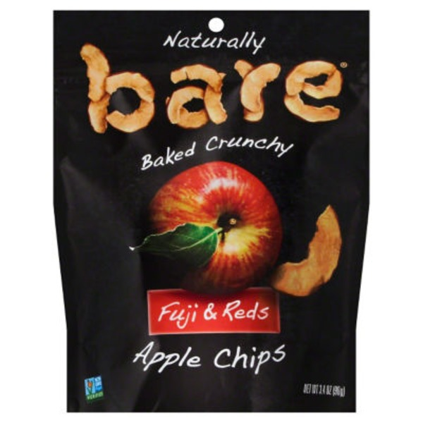Bare Fuji & Reds Apple Chips