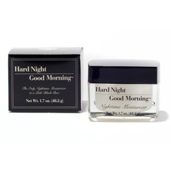 Hard Night Good Morning Nighttime Moisturizer