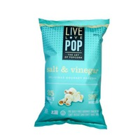 Live Love Pop Salt & Vinegar Popcorn