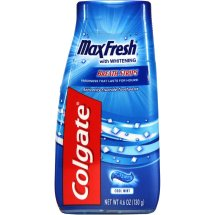 Colgate Max Fresh Liquid Gel 2-in-1 Toothpaste and Mouthwash - 4.6 oz