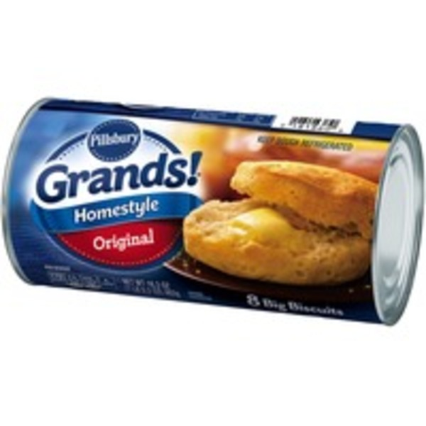 Pillsbury Grands! Southern Homestyle Original Biscuits