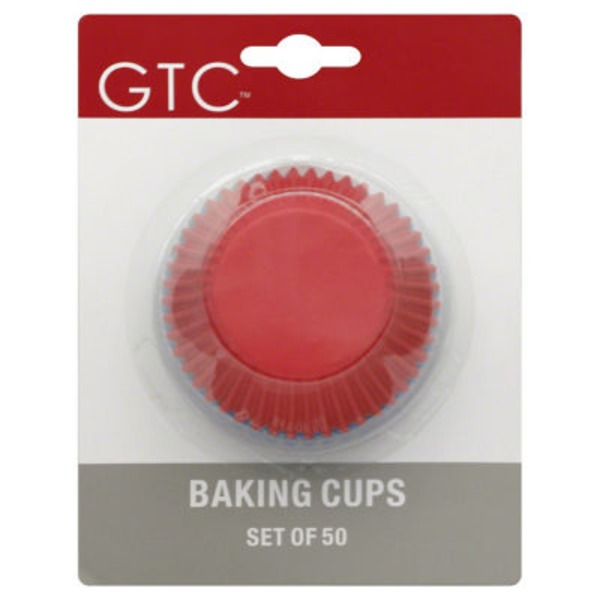 GTC Primary Colors Baking Cups