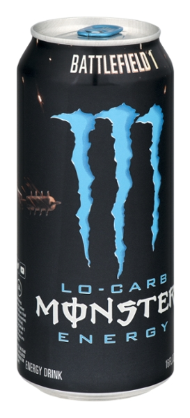 Monster lo carb ener