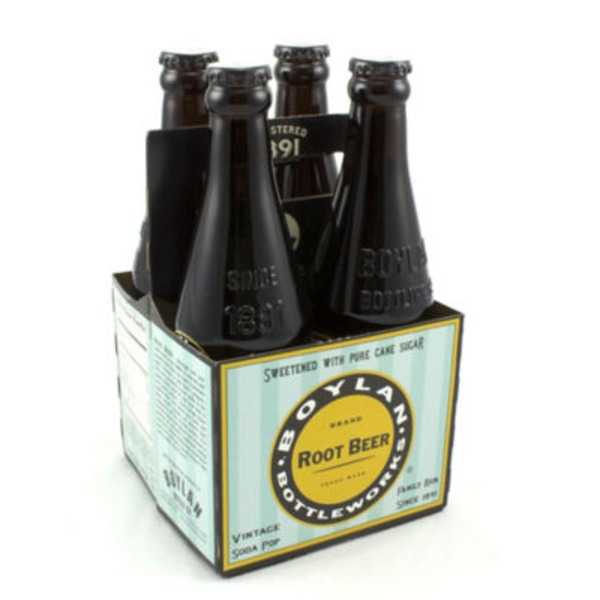 Boylan Bottling Root Beer - 4 PK