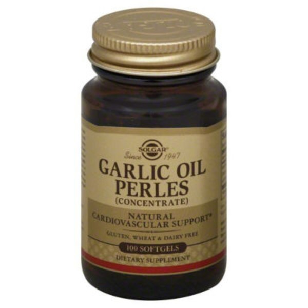 Solgar Garlic Oil Perles Sg