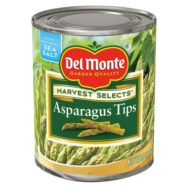 Del Monte Harvest Selects Tips Asparagus