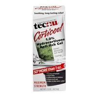Tecnu Corticool 1.0% Hydrocortisone Anti-Itch Gel