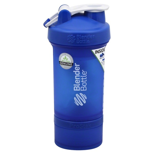 BlenderBottle Shaker Cup, ProStak, Full Color Assorted, 22 Ounce