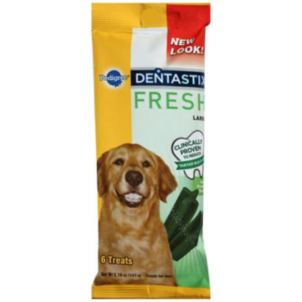 Pedigree Dentastix Fresh Large Dog Treats