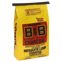 B&B Mesquite Lump Charcoal