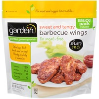 Gardein Sweet and Tangy Barbecue Wings