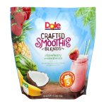 Dole Crafted Smoothie Blends Strawberry Watermelon, 40.0 OZ