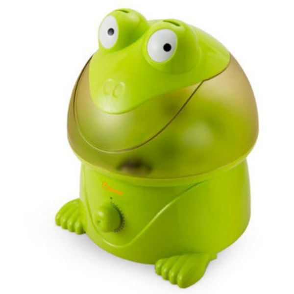 Crane Ultrasonic Cool Mist Humidifier - Frog