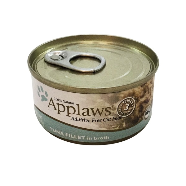 Applaws Tuna Fillet in Broth Cat Food