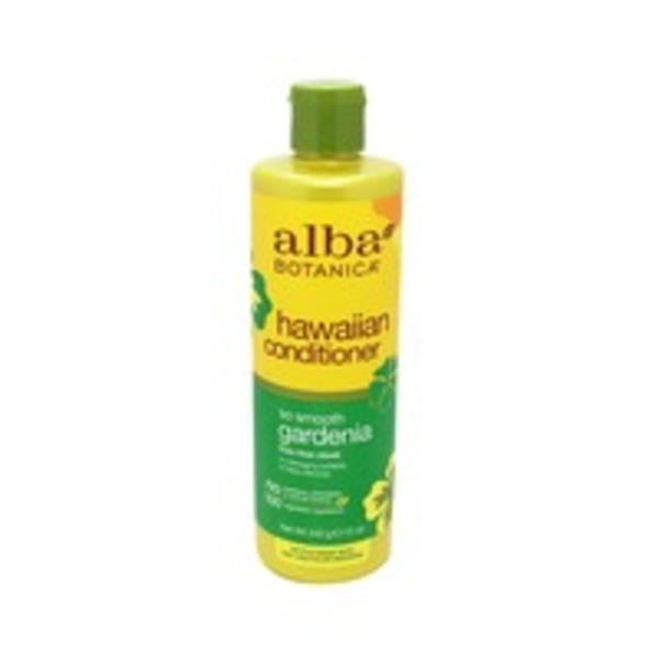 Alba Botanica Hawaiian Conditioner So Smooth Gardenia Frizz-Free Sleek