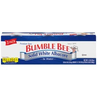 Bumble Bee Solid White Albacore in Water Tuna