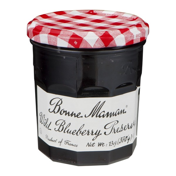 Bonne Maman Wild Blueberry Preserves