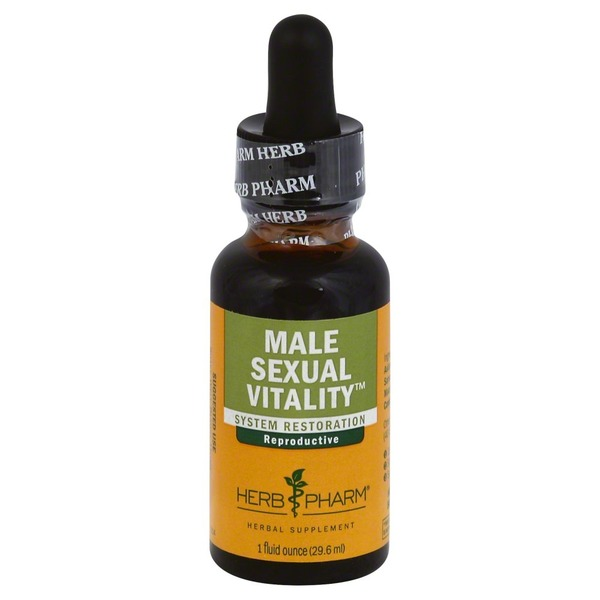 Herb Pharm Male Sexual Vitality