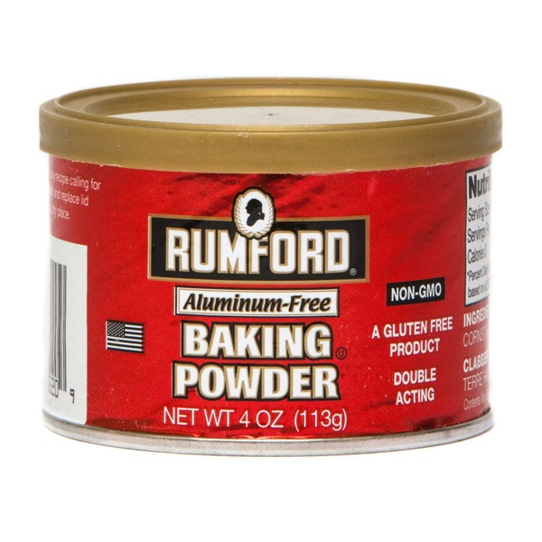 Rumford Aluminum Free Baking Powder