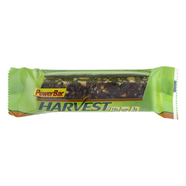 PowerBar Harvest Energy Bar Double Chocolate Crisp