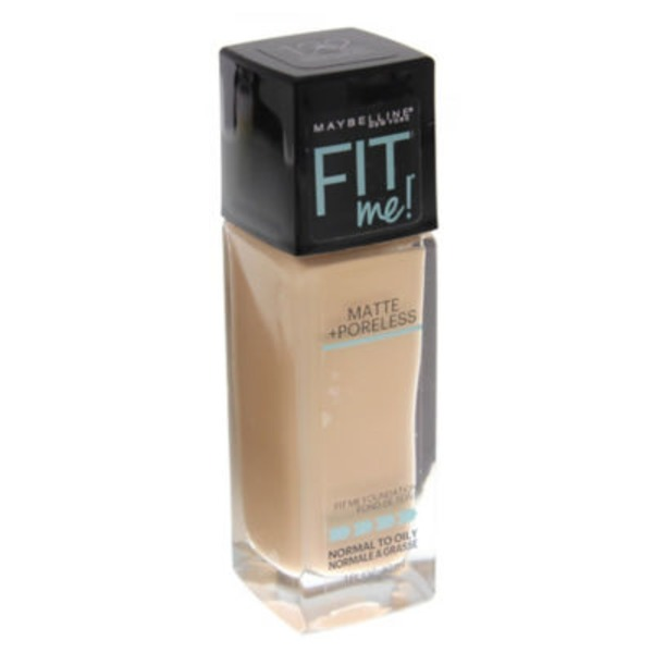 Fit Me® 122 Creamy Beige Matte + Poreless Foundation