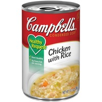 Campbell's Healthy Request Chicken Rice Condensed Soup