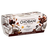 Chobani Almond Coco Loco Low-Fat Greek Yogurt