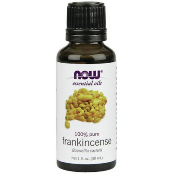 Now 100% Pure Frankincense Essential Oil