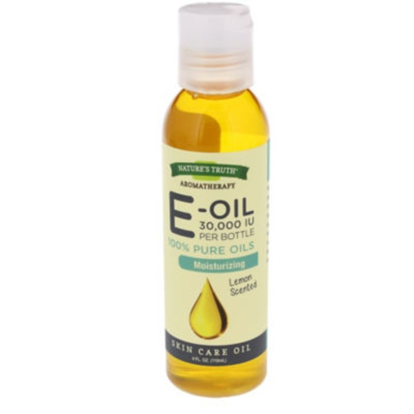 Nature's Truth Organic Aromatherapy E-Oil Moisturizing Skin Care Oil