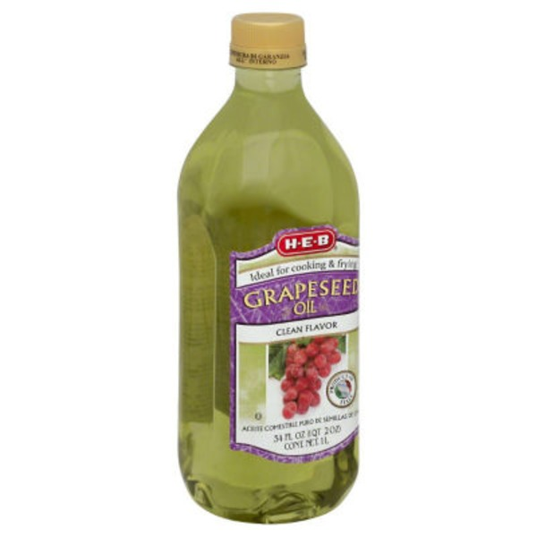 H-E-B Grapeseed Oil
